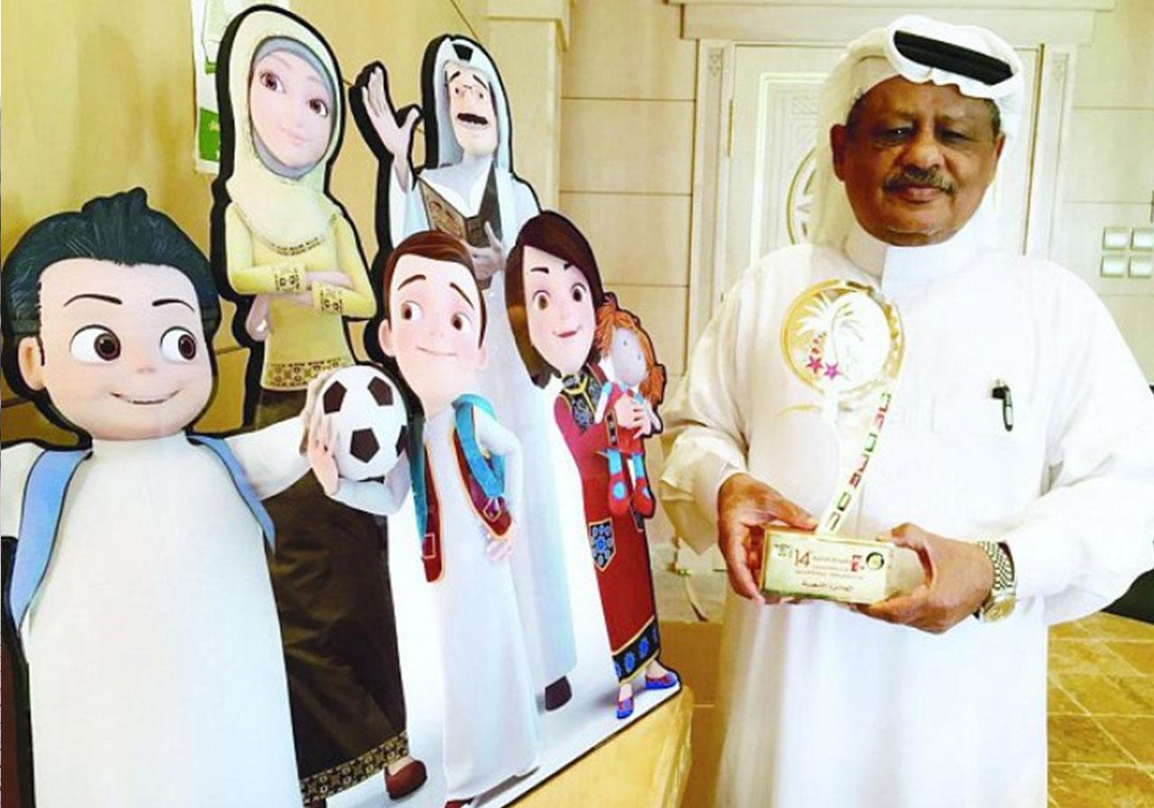 عبدالرحمن الخطيب: وضعت كل خبرتي في «سعود وسارة»